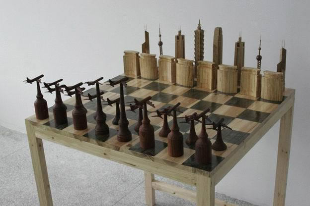 A Subclass Of Chess Sets Are Designed To Resemble Real People. Civil War  Sets Often Feature Abraham Lincoln And Jefferson Davis As Kings, ...
